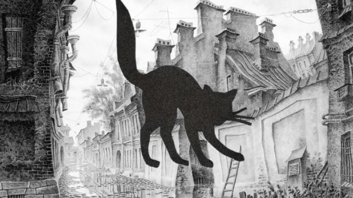 """Kino studija """"Juodas katinas"""""""