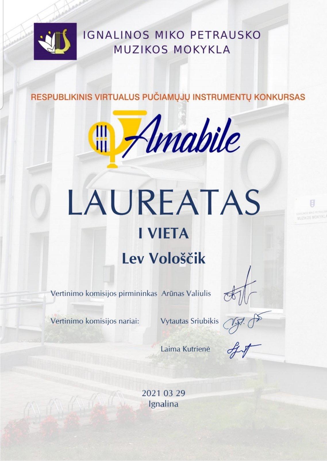 Sveikiname Levą Vološčik, Saveliją Shaschok, Lidiją Deryuginą, Aleksandrą Malcevą, Anastasiją Ziuziovą  su pergale!